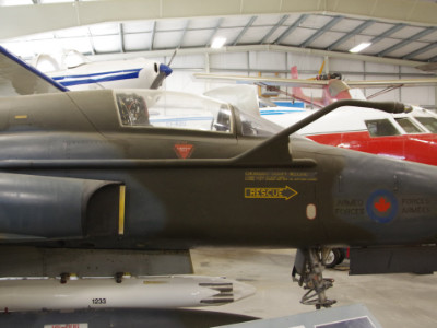 CF-5 (CF-116) Freedom Fighter